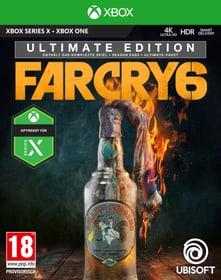 Xbox - Far Cry 6 – Ultimate Edition Box 785300154470 Bild Nr. 1