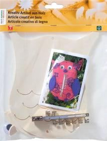 Gufo con termometro Legna Creativa 664085300000 N. figura 1