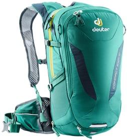 Compact EXP 12 Sac à dos de vélo Deuter 460254000460 Couleur vert Taille M Photo no. 1