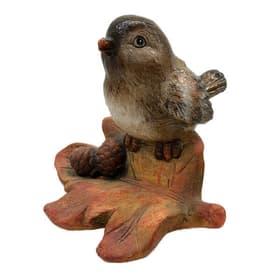 Oiseau sur une feuille Figurine déco Do it + Garden 657348600000 Photo no. 1