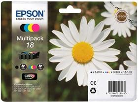18 Claria Home Tintenpatrone Multipack Cartuccia d'inchiostro Epson 796088700000 N. figura 1