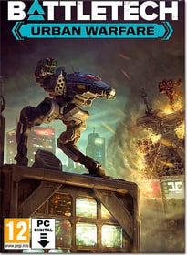 PC - Battletech: Urban Warfare Download (ESD) 785300145249 N. figura 1