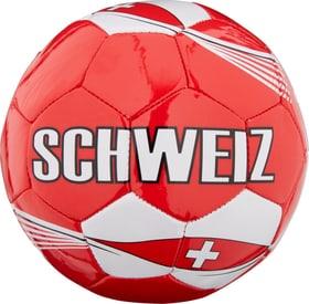 Fan Mini-Ball Schweiz Fussball Nationalmannschaft Extend 461961600130 Grösse mini Farbe rot Bild-Nr. 1