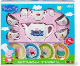 Peppa Pig Service de vaisselle Jeux de rôle Smoby 747505700000 Photo no. 1