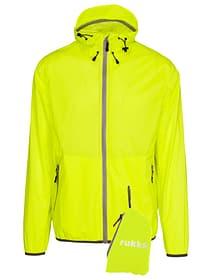 Shelter Giacca impermeabile da uomo Rukka 498430500255 Taglie XS Colore giallo neon N. figura 1