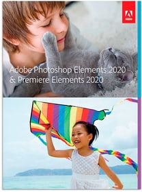 Photoshop Elements 2020 & Premiere Elements (PC/Mac) (D) Physique (Box) 785300147098 Photo no. 1