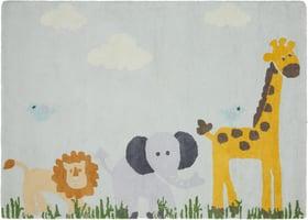 NOAH Kinderteppich 412012510492 Grösse B: 100.0 cm x T: 140.0 cm Farbe multicolor Grösse B: 100.0 cm x T: 140.0 cm Bild Nr. 1