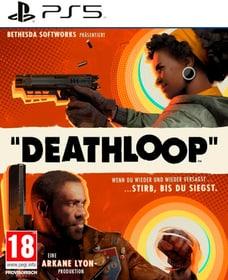 PS5 - Deathloop D Box 785300158823 N. figura 1