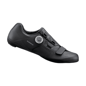 SHRC5L Bikeschuhe Shimano 493227142020 Grösse 42 Farbe schwarz Bild Nr. 1