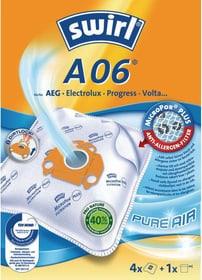 Sac filtre anti-poussière A 06 4 pièces Swirl 785300143399 Photo no. 1