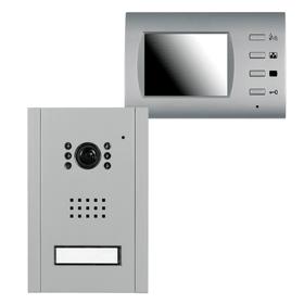 Funk- Video-Türsprechanlage VT35 Gegensprechanlage Pentatech 614129300000 Bild Nr. 1