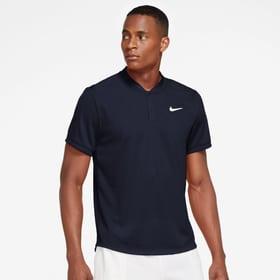 Court Dri-FIT Polo Polo pour homme Nike 473239600322 Taille S Couleur bleu foncé Photo no. 1