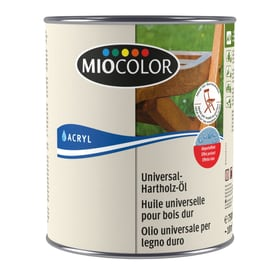 mc huile univers pour bois dur in Incolore 750 ml Miocolor 661334200000 Photo no. 1