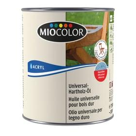 huile univers pour bois dur in Incolore 750 ml Huiles + Cires pour le bois Miocolor 661334200000 Photo no. 1