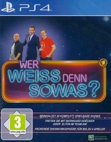 PS4 - Wer weiss denn sowas? D Box 785300142879 Bild Nr. 1