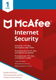 Internet Security 1 Device Physique (Box) Mc Afee 785300131276 Photo no. 1