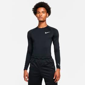 Nike Pro Shirt Fussball Undershirt Nike 491121700320 Grösse S Farbe schwarz Bild-Nr. 1