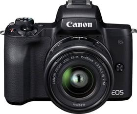 EOS M50 + EF-M 15-45mm IS STM Value Up Kit Kit appareil photo hybride Canon 793432400000 Photo no. 1