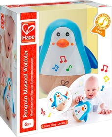 Stehlauf-Pinguin Musik Hape 747337500000 Bild Nr. 1