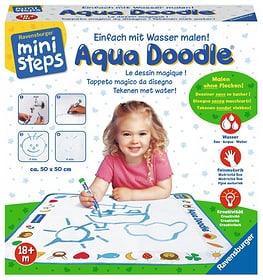 Ravensburger Aqua Doodle - Cartella magica da disegno 745364800000 N. figura 1