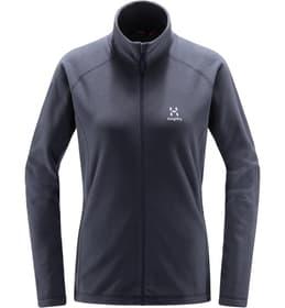 Astro Jacket Veste en polaire stretch pour femme Haglöfs 465763300322 Couleur bleu foncé Taille S Photo no. 1