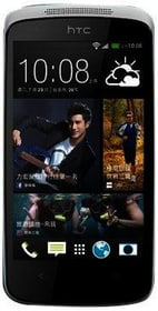 HTC Desire 500 Mobiltelefon gletscherbla Htc 95110003598314 Bild Nr. 1