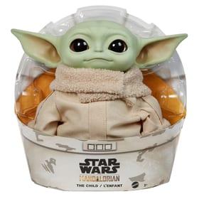 Star Wars Mandalorian The Child Baby Yoda Plüschfigur (28 cm) Funktionsplüsch 747363900000 Bild Nr. 1