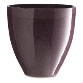 CRACKLE Cache-pot 382103700000 Dimensions L: 24.0 cm x P: 24.0 cm x H: 24.0 cm Couleur Lilas Photo no. 1