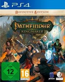 PS4 - Pathfinder: Kingmaker - Definitive Edition (D) Box 785300154102 Langue Allemand Plate-forme Sony PlayStation 4 Photo no. 1