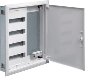 UP Feldverteiler mit integriertem Lochblech Verteiler Hager 612172900000 Bild Nr. 1