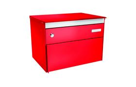 Cassetta dellapost s:box 13 fuoco rosso/rosso Stebler 604006600000 N. figura 1