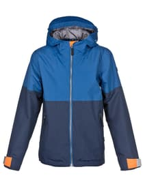 Puck Kinder-Regenjacke Rukka 466823309840 Grösse 98 Farbe blau Bild-Nr. 1