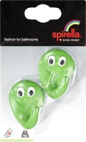 Crochet Smile spirella 675874800000 Couleur Vert Photo no. 1