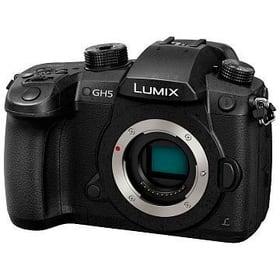Lumix DMC-GH5EG-K nero Corpo apparecchio fotografico mirrorless Panasonic 785300126062 N. figura 1