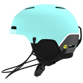 Ledge SL MIPS Casque de sports d'hiver Giro 494981852821 Taille 53.5-55.5 Couleur charbon Photo no. 1