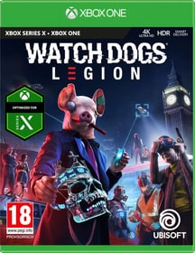 Xbox One Watch Dogs: Legion (18) [D/F/I] Box 785300145668 Photo no. 1