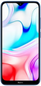 REDMI 8 64GB Neptune blue Smartphone xiaomi 785300150159 Photo no. 1