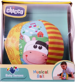 Chicco Music Ball Musique Chicco 746363100000 Photo no. 1