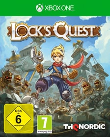 Xbox One - Lock's Quest Box 785300122132 N. figura 1