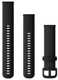 Bracelet à changement rapide Garmin noir bracelet Garmin 785300156142 Photo no. 1