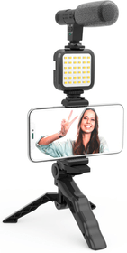 4-teiliges Vlogging Kit DPS-VLG2K Vlogging Kit Digipower 785300157841 Bild Nr. 1
