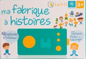 Lunii Fabrique à histoires Multimedia 747485090100 Lengua FR N. figura 1