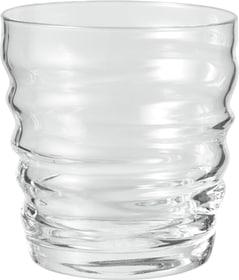 RIFLESSE Bicchiere per l'acqua 440306703700 Colore Transparente Dimensioni A: 9.5 cm N. figura 1