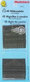 Assortiment aiguilles avec Enfile-aig. 45 pcs. Dailylike by toga 665418000000 Photo no. 1
