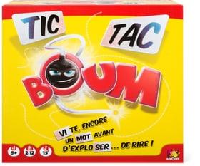 Tic Tac Boum  (F) Giochi di società 748905490100 N. figura 1