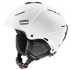 p1us 2.0 Wintersport Helm Uvex 461830058710 Farbe weiss Grösse 59-62 Bild-Nr. 1