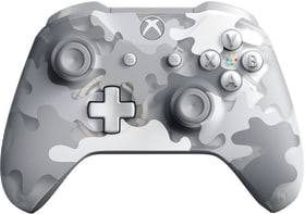 Xbox One Wireless Controller Arctic Camo Special Edition Manette Microsoft 785300151886 Photo no. 1