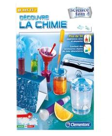 Découvre la chemie Kits scientifique Clementoni 748956690100 Langue FR Photo no. 1