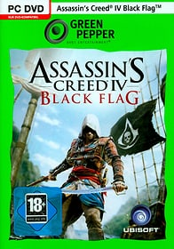 PC -  Green Pepper: Assassin's Creed 4 - Black Flag Box 785300121886 Bild Nr. 1