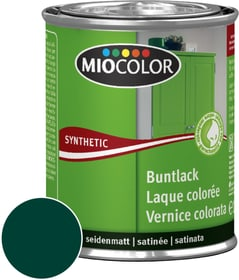 Synthetic Vernice colorata opaca Verde muschio 375 ml Miocolor 661438200000 Colore Verde muschio, Verde muschio Contenuto 375.0 ml N. figura 1